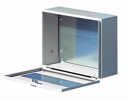 Rittal Elektro-Box EB 1577.500 lackiert RAL7035 Gehäuse ...
