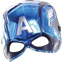 Avengers Avengers-39217 Mascara Capitan America Inf, Multicolor, Talla