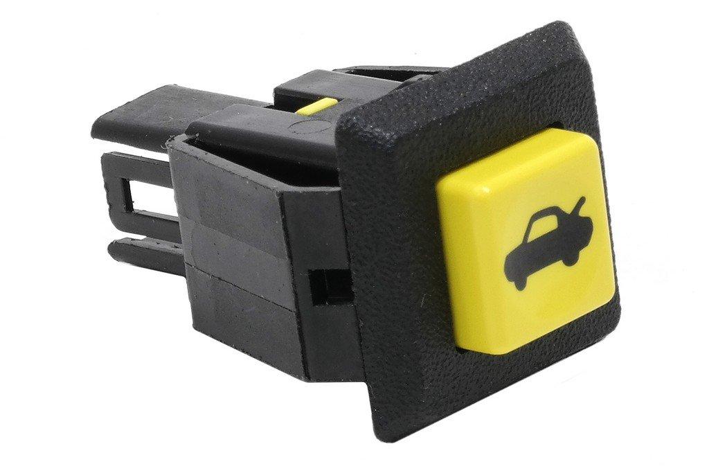 OEM NEW Rear Trunk Hatch Release Switch Black Yellow Camaro Firebird 10060578 GMC