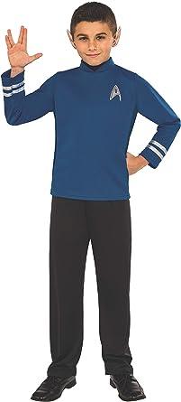 Rubies Costume Kids Star Trek: Beyond Spock Costume, Small by ...