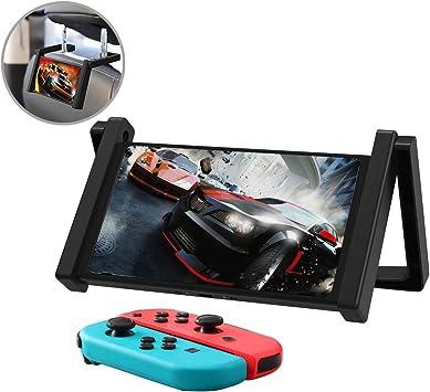 MoKo Soporte Cologante de Coche Compatible con Nintendo Switch, 2 ...