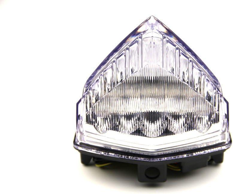 Transparent Feu Stop Led Clignotants Int/égr/és Hornet 600 2011-2015 /& CB1000R 2008-2015
