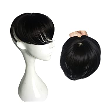 Namecute Top Wiglet Black Top Hairpieces