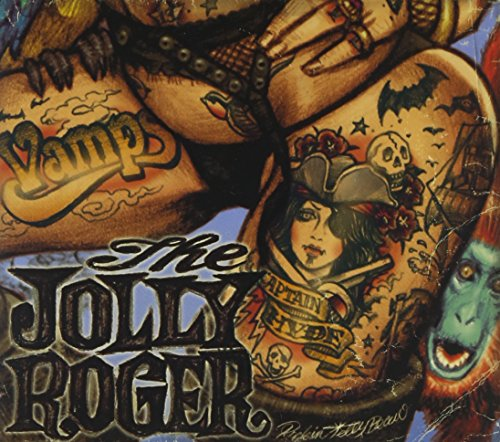 VAMPS / GET AWAY / THE JOLLY ROGER[DVD付初回限定盤B]の商品画像