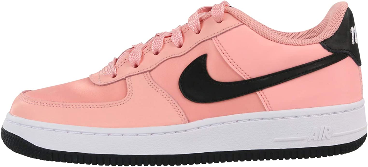 Details about Young Girls Nike Air Force 1 VDAY GS Trainers