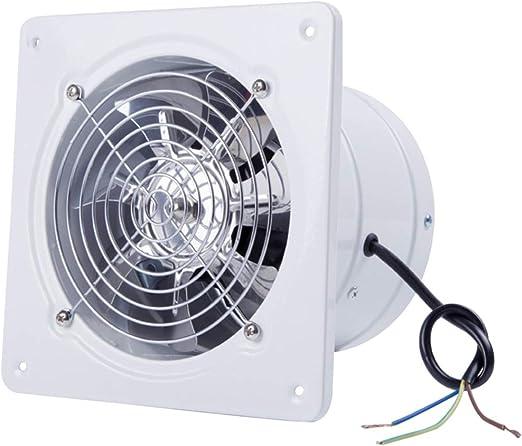Amazon Co Jp Bestomz Wall Mounted Exhaust Fan Ventilation Fan For Kitchen Toilet Bathroom 4 Diy Tools Garden