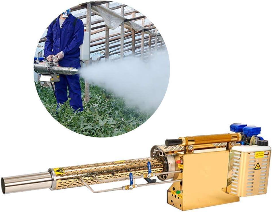 MXA Pulse-Jet Thermal Fogger, pulverizador para césped de jardín, neblina de Agua y Humo para Usar 2 Modos: Amazon.es: Hogar