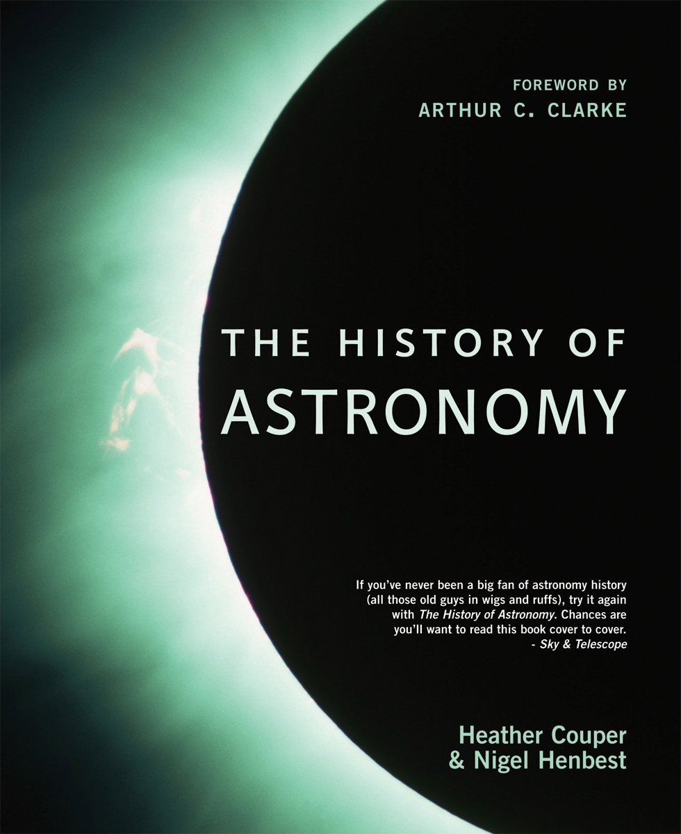 Read Online The History of Astronomy ebook