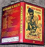 CONFLICT - DVD - John Wayne, Jean Rogers, Ward Bond