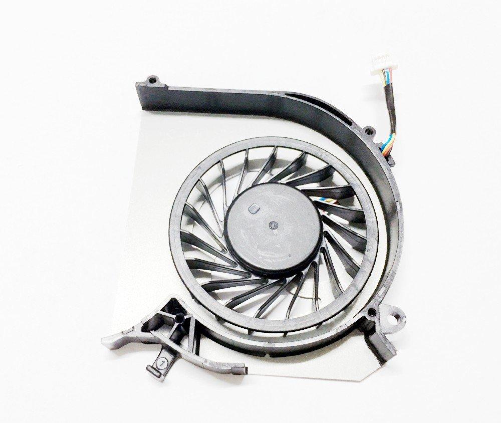 Cooler para HP dv7-7135us dv7-7223cl dv7-7227cl dv7-7230us dv7-7240us dv7-7243cl dv7-7247cl dv7-7250us dv7-7255dx dv7-72
