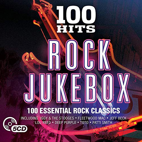 100 Hits: Rock Jukebox / Various (Best Bands Of The 60s And 70s)