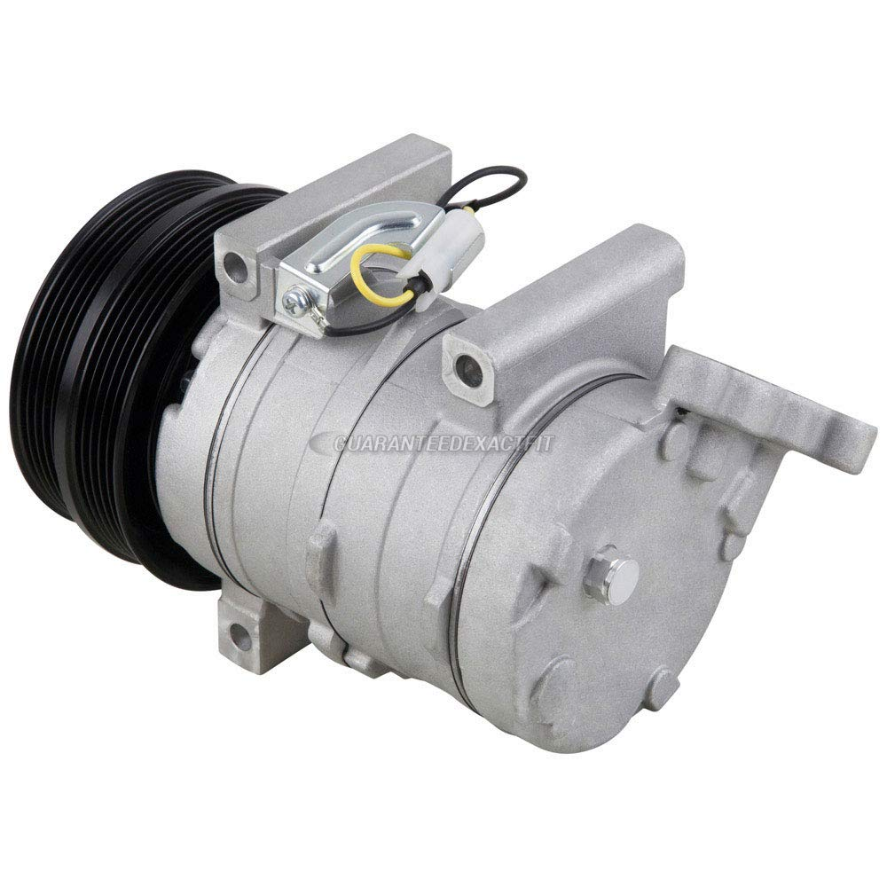 Amazon.com: AC Compressor & A/C Clutch For Volvo S40 V50 C70 C30 - BuyAutoParts 60-01988NA NEW: Automotive