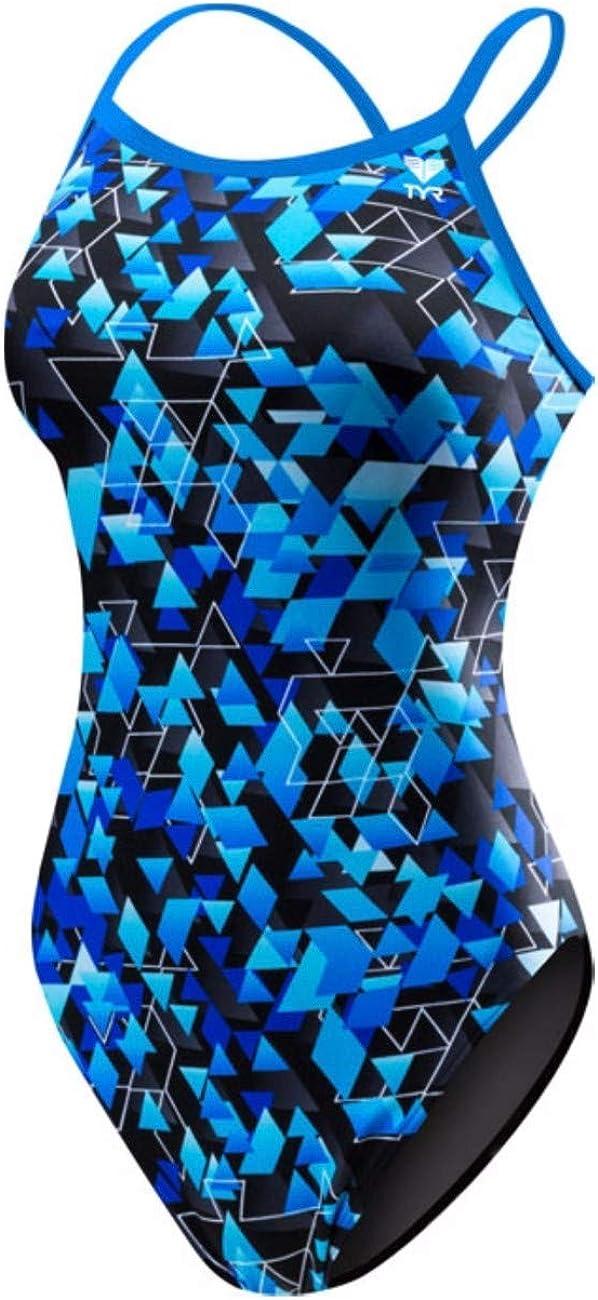 TYR Sport Boys Alliance Durafast Splice Jammer Swim Suit
