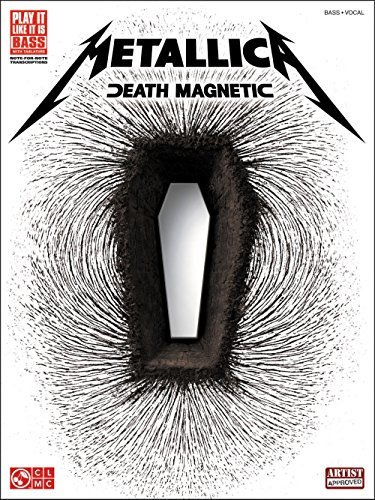 - Cherry Lane Metallica - Death Magnetic Bass Tab Songbook