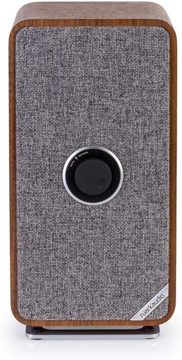 Ruarkaudio Mrx Connected Bluetooth Lautsprecher Walnuss Audio Hifi