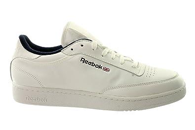 Reebok Club C Sandro v70631 Baskets pour homme White Navy Brass,