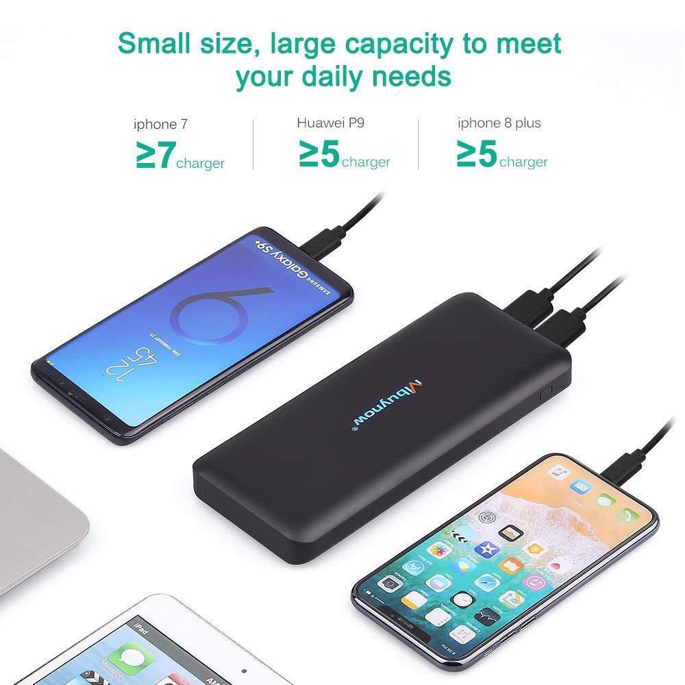 Mbuynow Batterie Externe 10000/20000mAh (YN-035P 20000mAh)