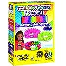Creativity for Kids Color Cord Bracelets - Makes 8 Paracord Bracelets