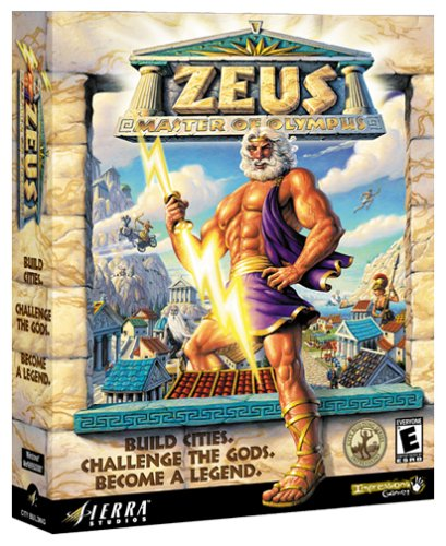 Zeus: Master of Olympus - PC (Action Games Computer)