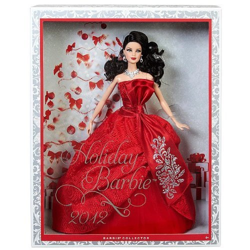 Barbie Collector 2012 Holiday Doll by Barbie Mattel