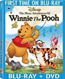 The Many Adventures of Winnie the Pooh [Blu-ray + DVD] (Bilingual)