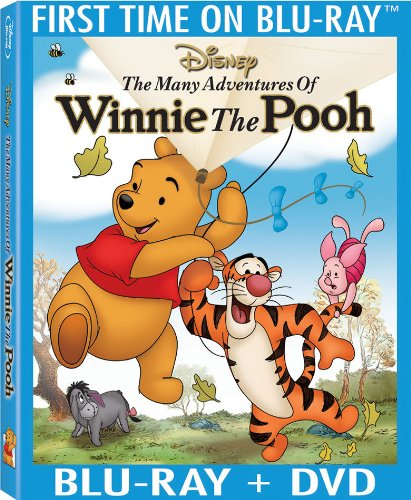 (The Many Adventures Of Winnie The Pooh)