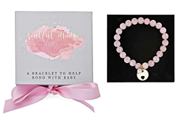 Amazon.com: Regalo para mamá: regalo de embarazo: cuarzo ...