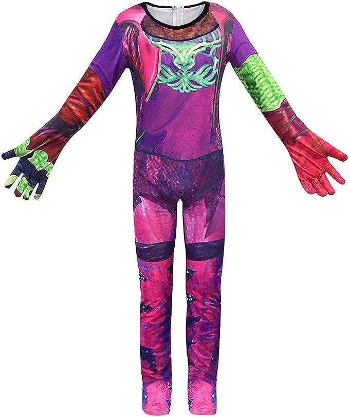 Disfraz de Halloween Cosplay para Siempre Descendientes Cosplay ...