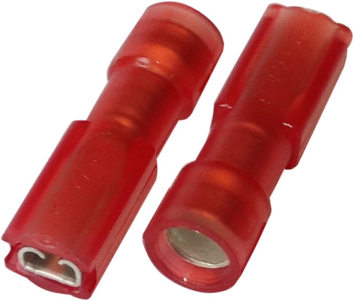 10x Cosses /électriques m/âle Plate 2.8mm 0.8mm 0,5-1mm2 AERZETIX