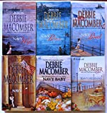 img - for Debbie Macomber (Set of 6 Books) Navy Wife -- Navy Blues -- Navy Brat -- Navy Woman -- Navy Baby -- Navy Husband book / textbook / text book