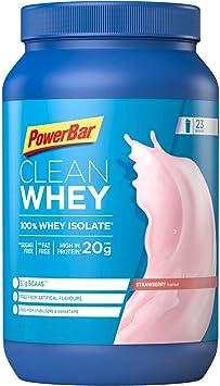 PowerBar Clean Whey 100% Isolate Strawberry 570g - Polvo de ...