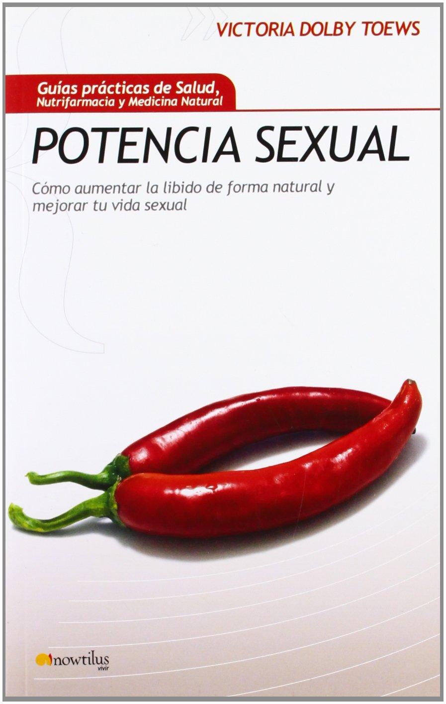 como aumentar la potencia sexual