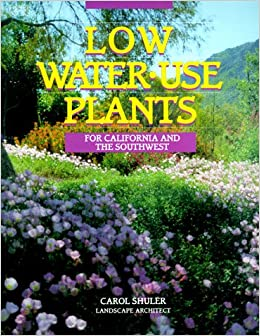 Book Low-water-use Plants