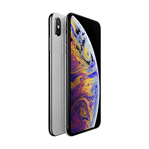 Apple iPhone XS Max 256 GB Plata Reacondicionado