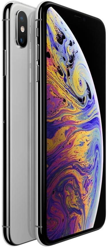 Apple iPhone XS Max 256GB - Plata - Desbloqueado (Reacondicionado)