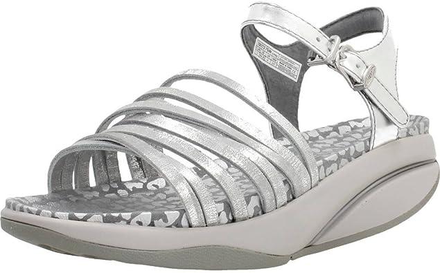 Kisumu 3S Rocker Bottom Leather Sandals