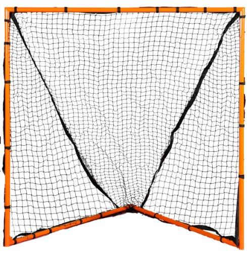 Champion Sports Backyard 4'x4' Lacrosse Goal (Orange)