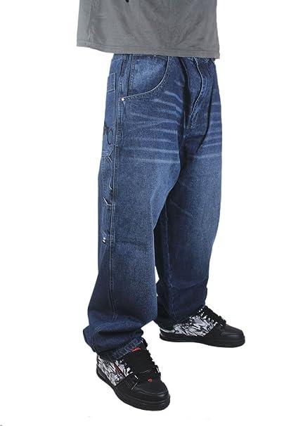 GHETTO BLASTER Pant Baggy Jeans vast Hiphop Rap  Amazon.it  Abbigliamento 4d7715276a89