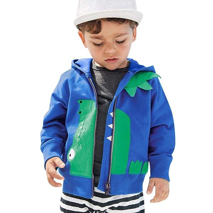 QinMM Cappotto di Inverno di Autunno del Ragazzo dei Bambini ... 68001c09a49