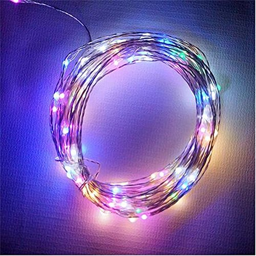 parksonyuan-solar-silver-wire-lights-100led-waterproof-solar-rope-lights-rgb-solar-silver-fairy-ligh