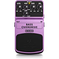 Behringer Bass Overdrive BOD400 Overdrive-effectpedaal