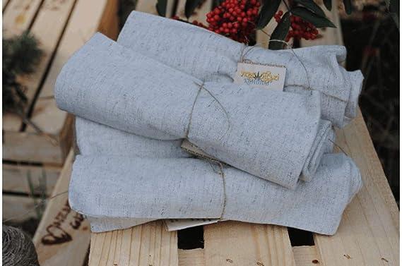 Amazon.com: Funda de almohada de cáñamo 100% orgánica ...