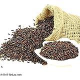GISKAA Premium Original Black Rice from Manipur / Forbidden Rice / Wild Rice, Poireiton variety, 500 grams