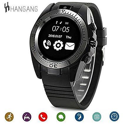 Hangang Reloj SW007 Reloj inteligente Bluetooth Sport ...
