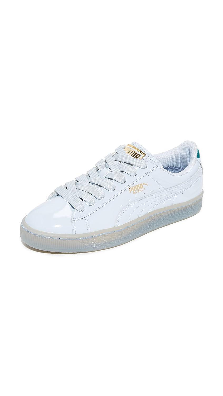 PUMA Women's x CAREAUX Sneakers B01M7X65PN 9 D(M) US Halogen Blue