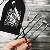 2017 Harry Potter Cosmetics makeup Brush Harry Potter Wizard Wand Fans Make up Brush Set