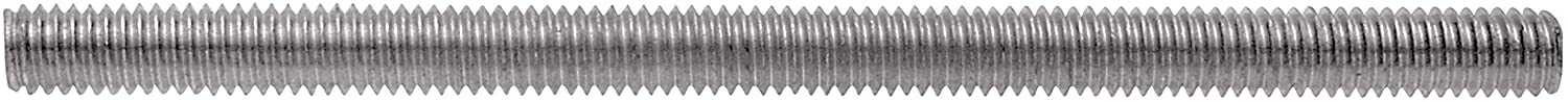 20-Pack The Hillman Group 44850 8-32 x 1-1//2-Inch Threaded Rod