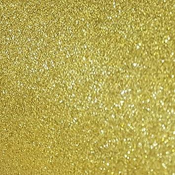 0bedc31754a Goma eva Purpurina Color Amarillo Oro a Metros de 90 cm Ancho. Fantastica  Goma