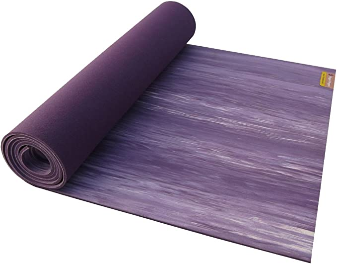Amazon Com Hugger Mugger Para Rubber Yoga Mat Juniper Sports Outdoors