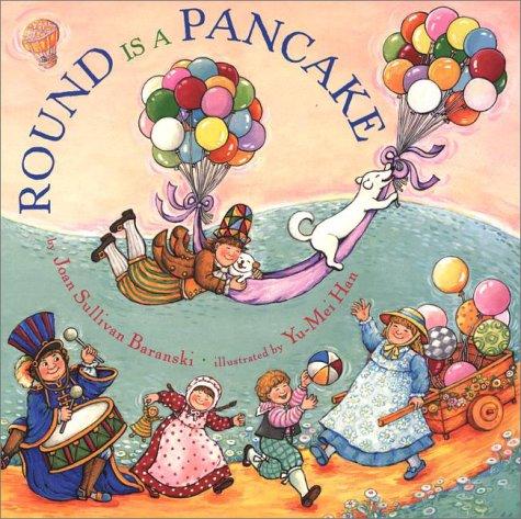 Round Is a Pancake PDF